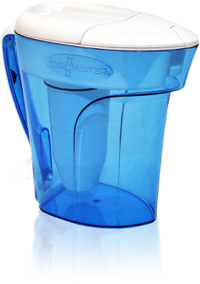 'YourBestDigs.com' recommends our ZeroWater 10 cup water filter jug - Our ZeroWater 10 Cup Water filter Jug
