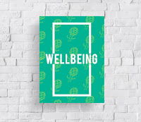 wellbeing text