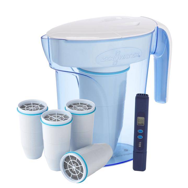 Water filter and jug from ZeroWater