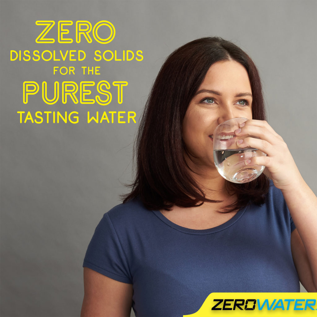 Stay Healthy in Self-Isolation with the purest tasting water!