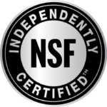NSF Certified water filters help when your tap water is contaminated!