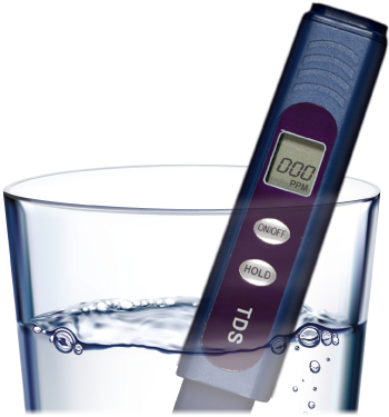 Stay Healthy in Self-Isolation - The ZeroWater free water quality meter!