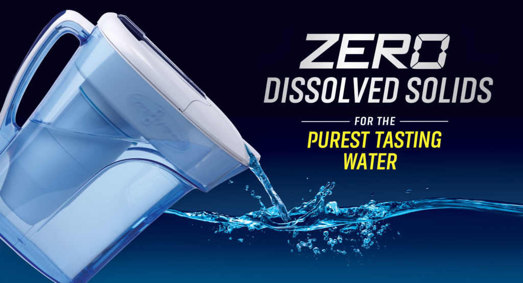 Christmas Gift Idea - A typical ZeroWater water filter jug