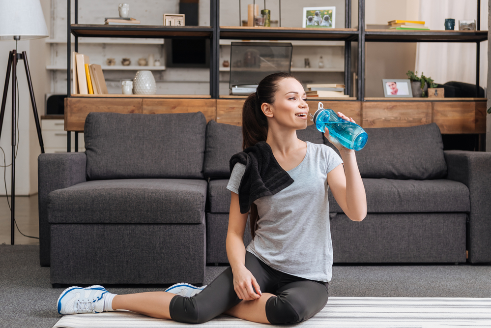 Stay fit at home while in Self-Isolation