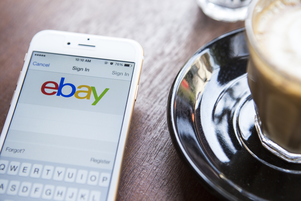 Save money by selling your unwanted items on eBay.