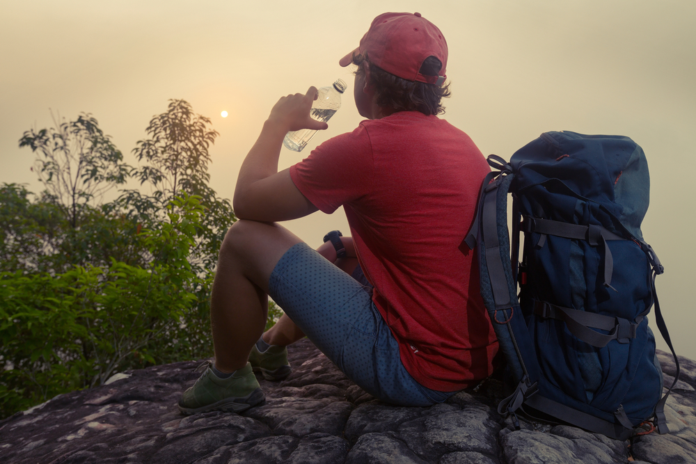 Make Hydration Your Trusty Traveling Companion this Summer when Hiking or Traveling.