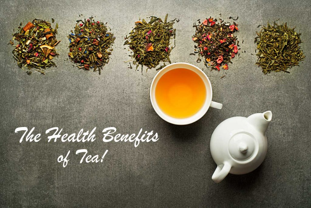 The Health Benefits of Tea, a news article byZeroWater Uk