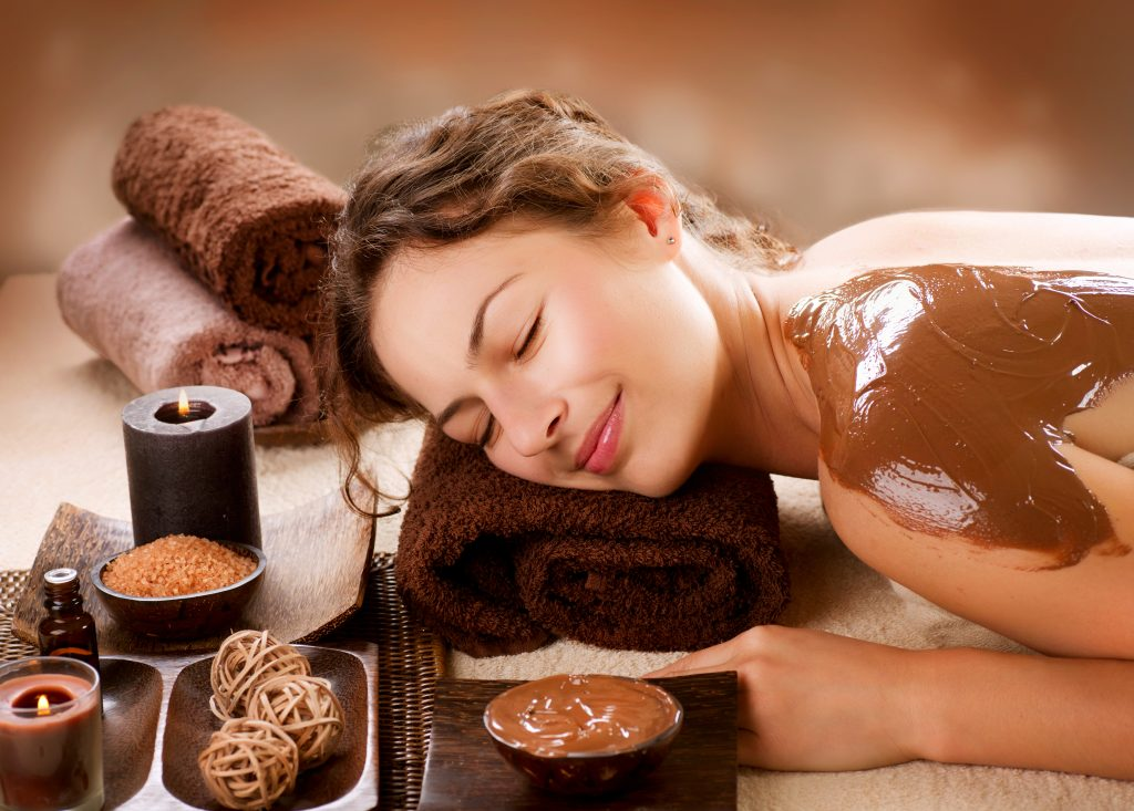 Christmas Gift Idea - Chocolat Pampering treatment and kit!