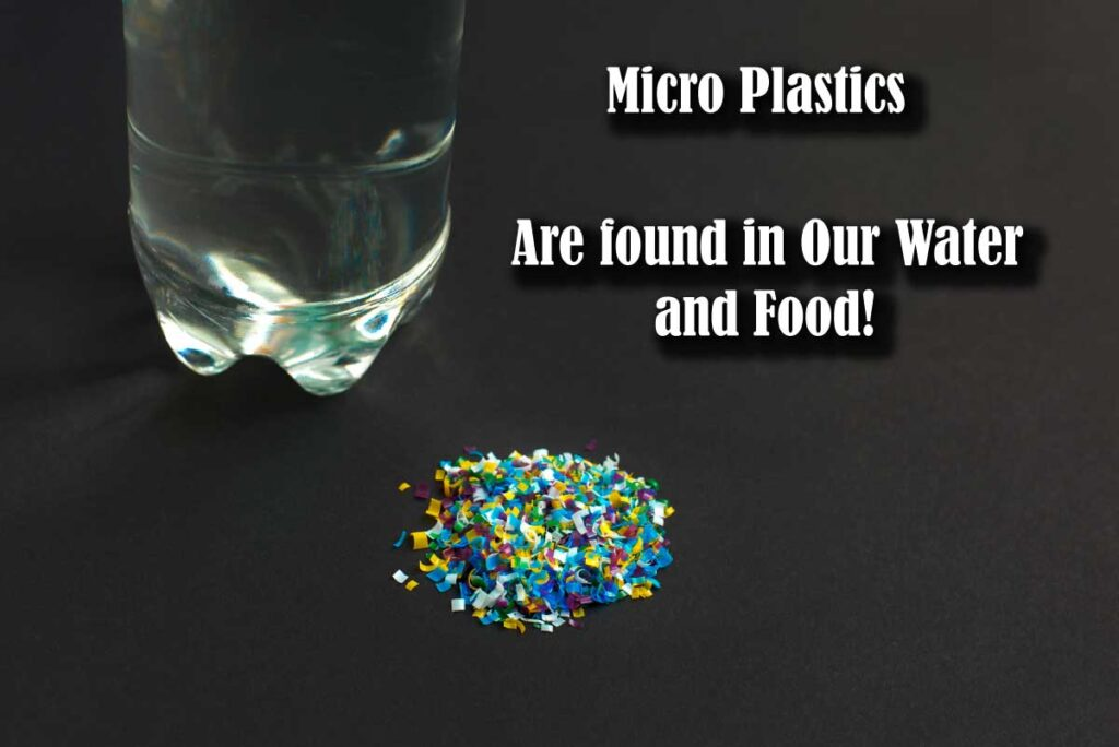Reduce Micro-Plastics Found in Your Tap Water With a ZeroWater Water Filter Jug