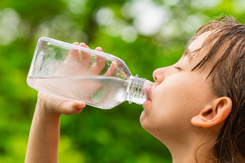 Stay well Hydrated during the British Spring Heat Waves