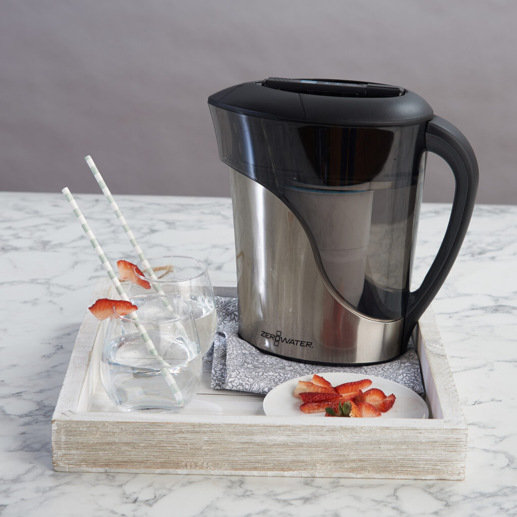 STAINLESS STEEL 11 CUP / 2.5L JUG