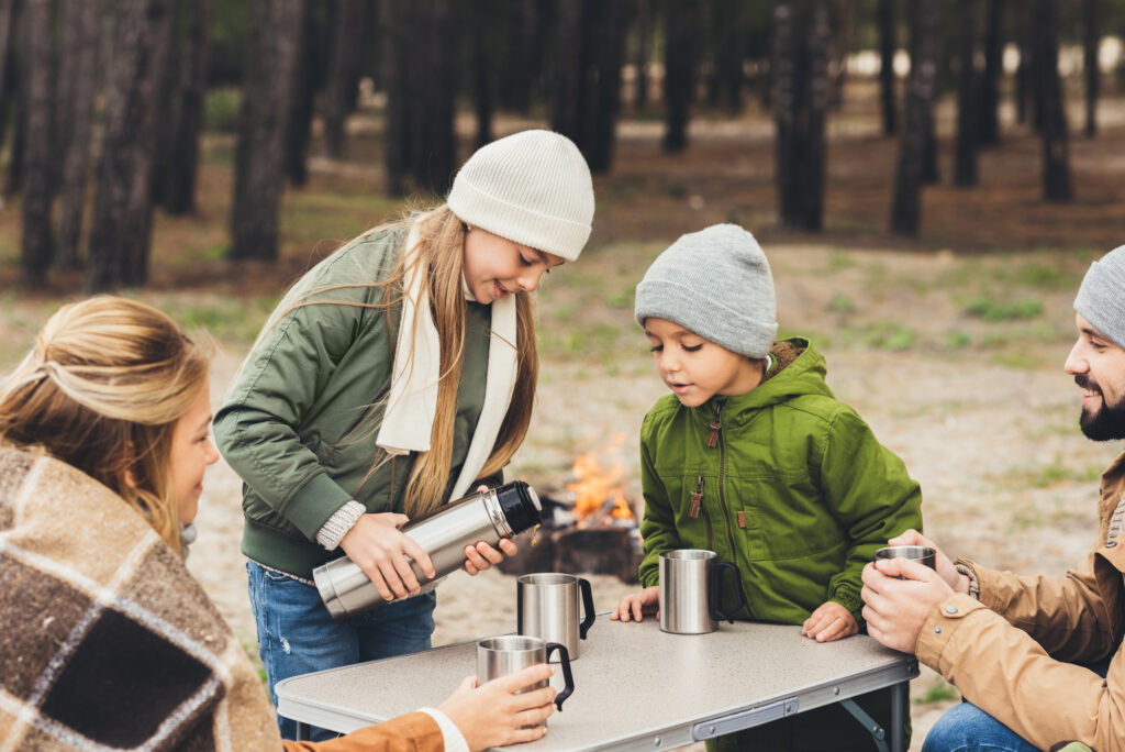 Stay Hydrated while on Camping Holidays!