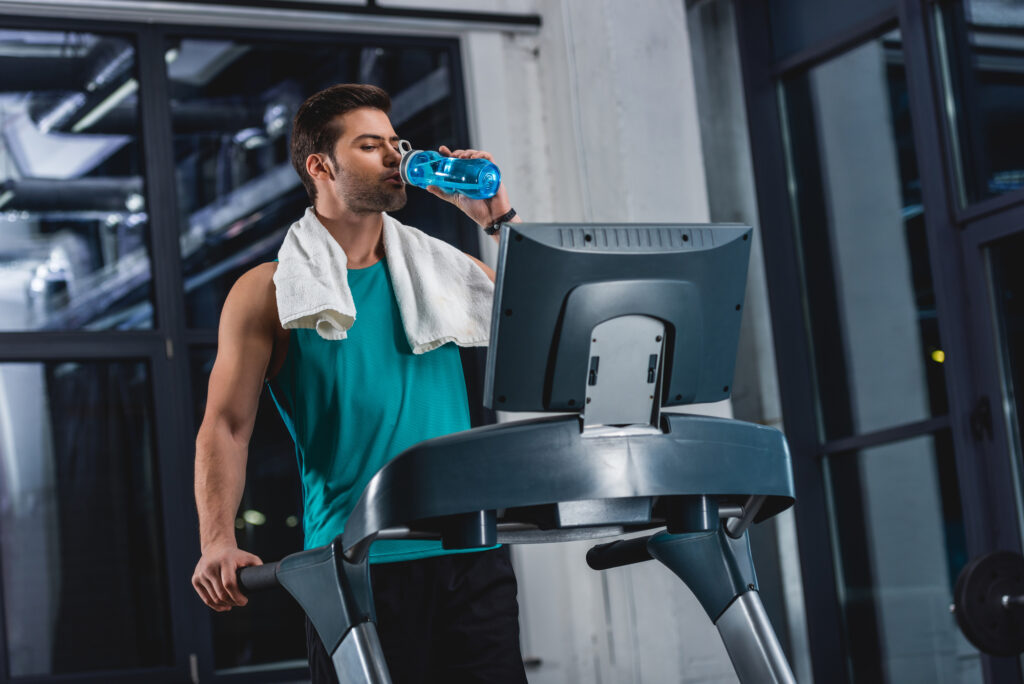 Recommended Daily Water Intake for Athletes while particpating and doing Sports