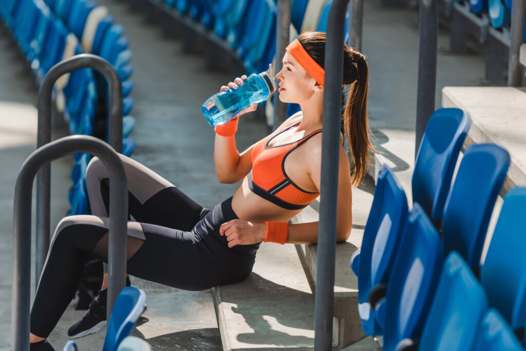 Why Hydration is So Vital When Participating in Sports!